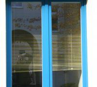Holzfenster mit Aufsatzrollladen in Halle/S.