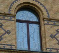 Bleiglasfenster Universität Halle-Wittenberg