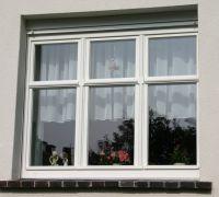 Holzfenster im Denkmalschutzbereich