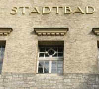 Kastenfenster im Stadtbad Halle/Saale