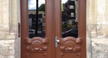 Vorteile von Hauseingangstür aus Holz