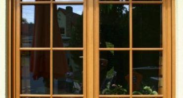 Holzfenster sind gute Energiesparfenster