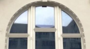 Holzfenster schützen vor Lärm
