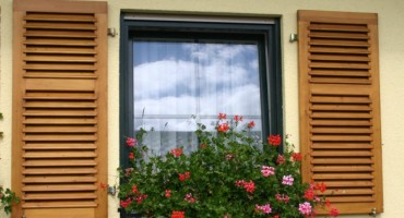 Holzfenster Sicherheit vom Langenbogener Holzfensterbau