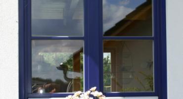 Moderne Holzfenster sind langlebig