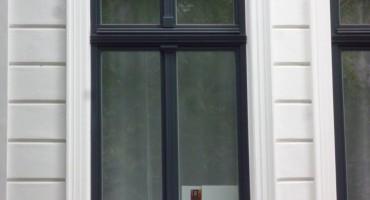 Holzfenster professionell montieren