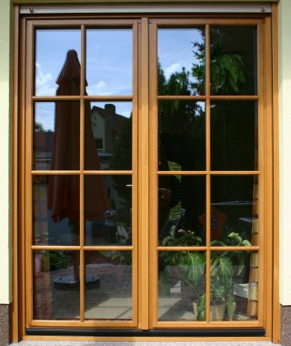 Holzfenster IV 68
